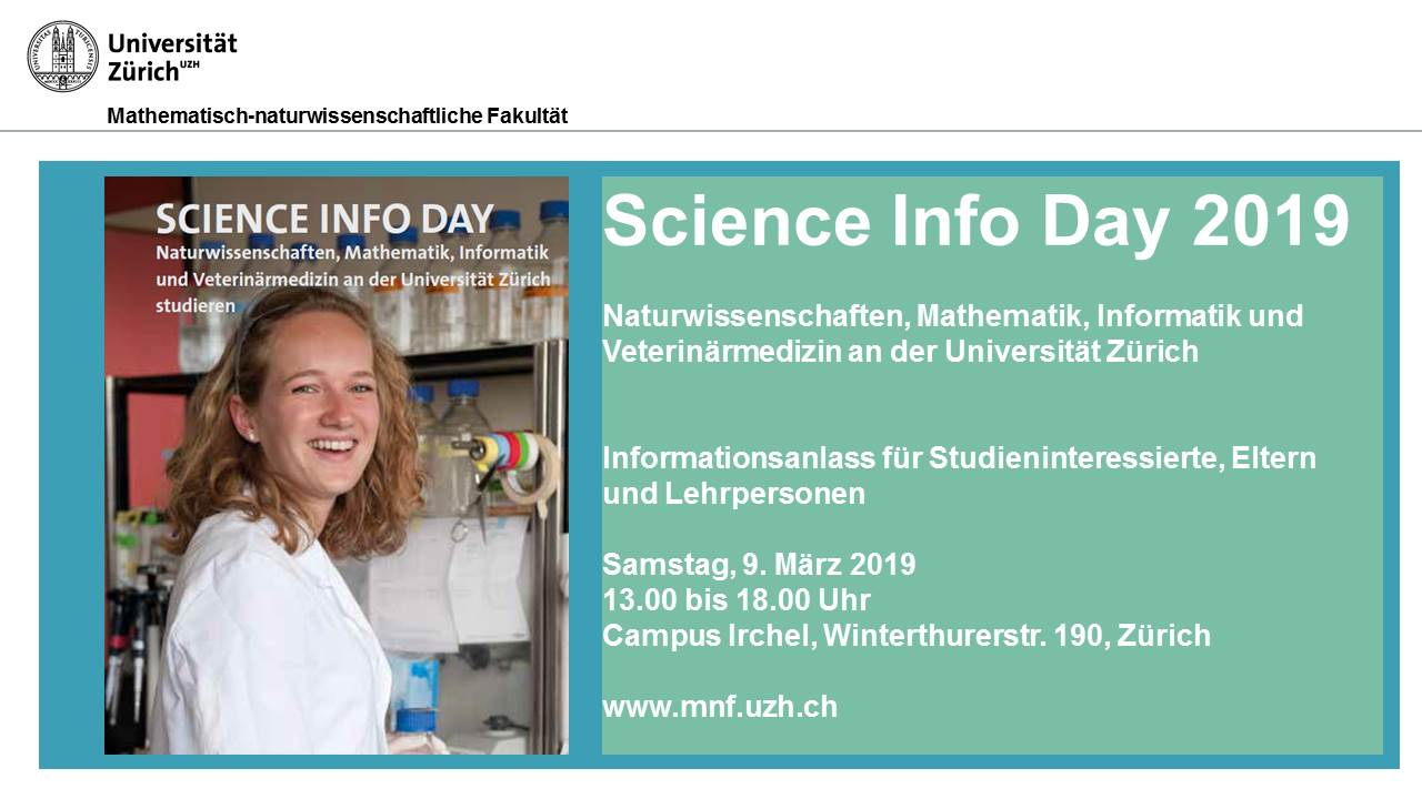 Science INfo Day