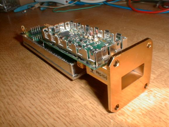 5 GHz Synthesizer for